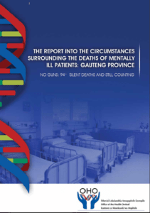 Circumstances surrounding the deaths of Mentally-ill patients